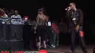 Ludacris Says He Got The Baddest Chick In The Industry Shawnna + Shawnna Rips The Stage With 2 Mics!