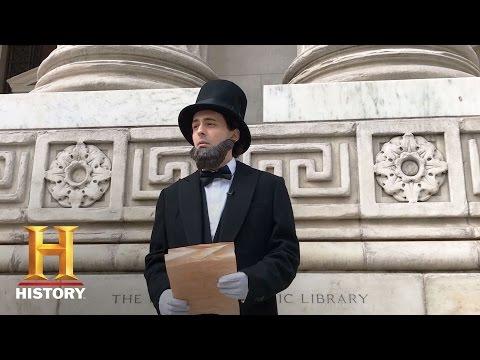 History in Public: Lincoln's Gettysburg Address   History
