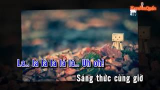 Anh La Cua Em - Karik (Karaoke)