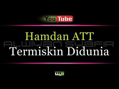 Karaoke Hamdan ATT - Termiskin Didunia