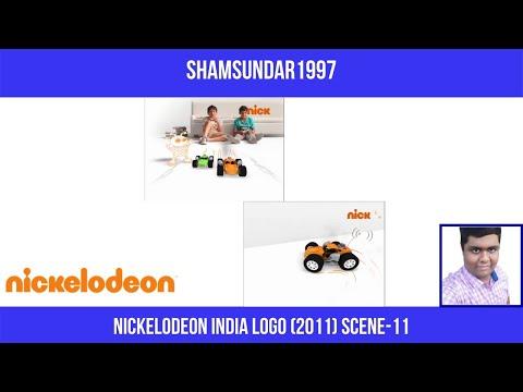 Nickelodeon India Logo (2011) Scene-11