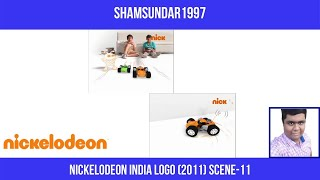 Nickelodeon India Logo (2011) Scene-11