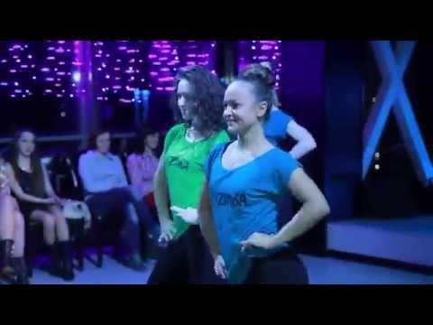Презентаційний танець від інструкторів Manhattan fitness club
