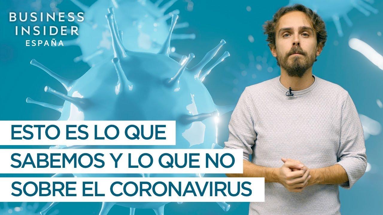 o que sabemos sobre o coronavirus