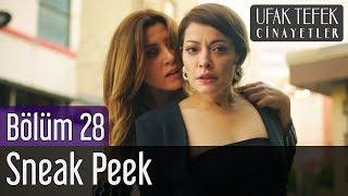 Ufak Tefek Cinayetler 28. Bölüm - Sneak Peek