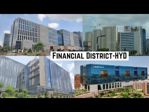Hyderabad's Mega Buildings| Amazon | Accenture| Financial District | Kokapet |Narsingi |Gachibowli |