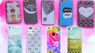 One of Ainura K.'s most viewed videos: DIY Phone Cases