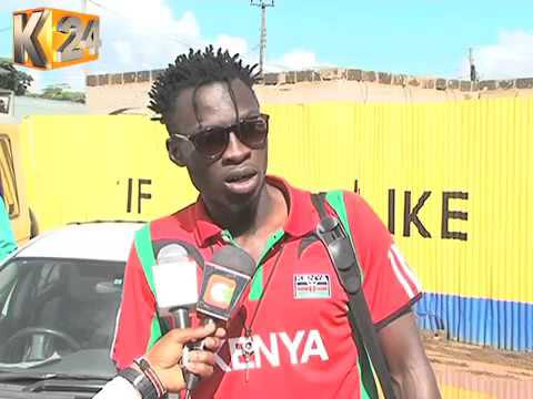 Harambee Stars jet back into the country from Cape Verde