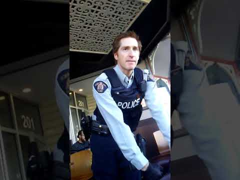 Off To The Yukon : Ep. 51 - RCMP Threaten Arrest In Starbucks