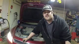 2008 - 2012 Chevrolet Malibu waterpump replacement 3.6L