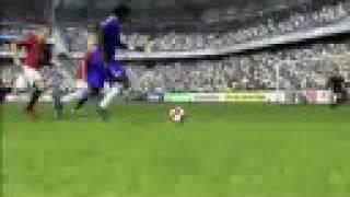 Fifa 09 GamePlay!!!! HD