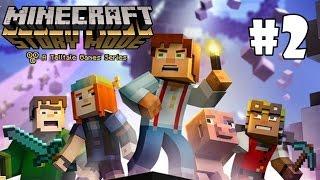 Baixar Minecraft Story Mode - O INÍCIO DA AVENTURA! #2 (Episódio 1)