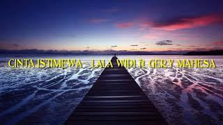 Download Cinta Istimewa Gerry Mahesa dan Lala widi New Pallapa