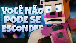 You Can t Hide Minecraft Music Video Dublado PT BR By CK9C EnchantedMob