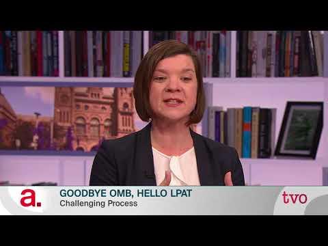 Goodbye OMB, Hello LPAT