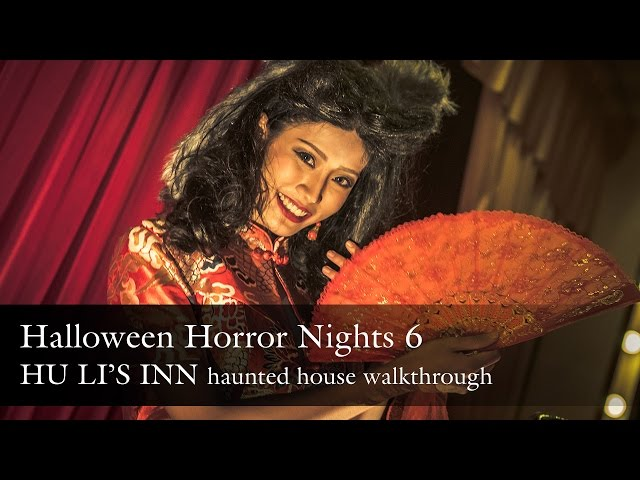 Halloween Fright Night China Movie.Hu Li S Inn Halloween Horror Nights 6 Dejiki Com