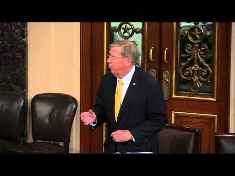 Senator Isakson Discusses NSA and IRS on Senate Floor