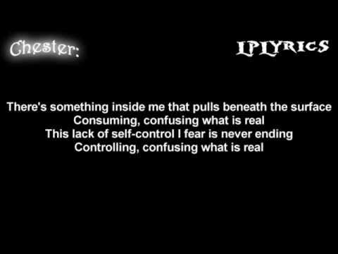 Linkin Park- Crawling [ Lyrics on screen ] HD