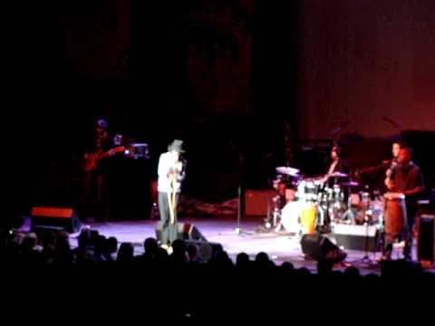 K'naan's song (BC, 30,Sep.,Jason Mraz Concert)