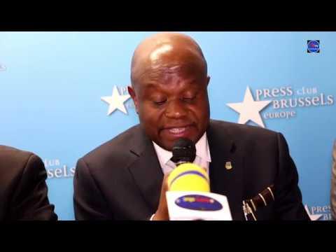 UDPS EXTRERIEUR CONFERENCE DE PRESSE A BRUXELLES SUIVEZ LA VERITE SUR LE CORPS DE PDT TSHISEKEDI