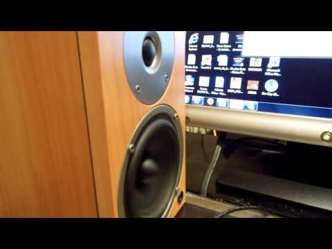 GALE 3010 speakers - YouTube