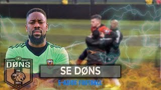SE DONS | 5 A SIDE FOOTBALL | 'CAPO'