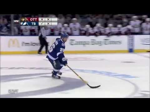SHOOTOUT - Ottawa Senators @ Tampa Bay Lightning (1/23/14)