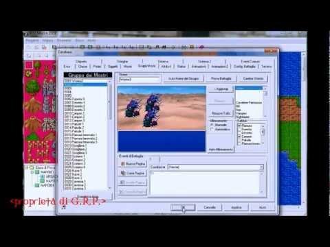 TUTORIAL DATABASE ~ RPG MAKER 2003 - 03 - Mostri e Gruppi di Mostri