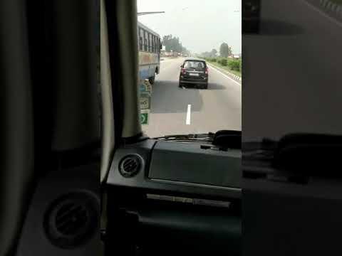 Haryana Roadways Hukka Driver - After Ben Smoking at Public Place