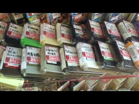 Raw Japanese Retro Games: Super Potato Osaka Retro Kan