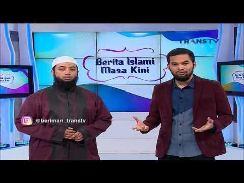 Ustadz Dr. Khalid Basalamah, Ma. - Berita Islami Masa Kini (Bab Pernikahan) Trans Tv (15-3-2017)