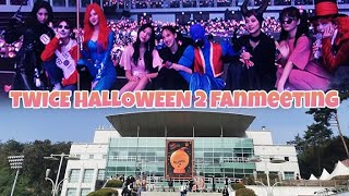 Download My experience from TWICE Fanmeeting ~ Halloween 2 last year!