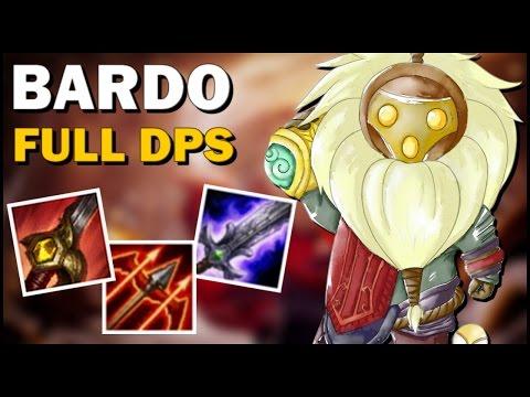 ► BARDO JUNGLA FULL DPS y EFECTOS DE IMPACTO [GUIA  S7 en ESPAÑOL] - League of Legends