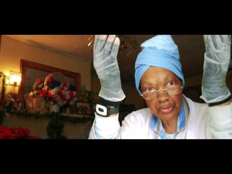 The Ivory (Community Clean-Up) Trez adopts Senior Citizen