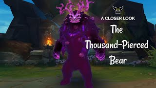 The Thousand-Pierced Bear (Official Release)