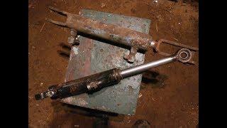 ремонт гідроциліндра / repair of hydraulic cylinder