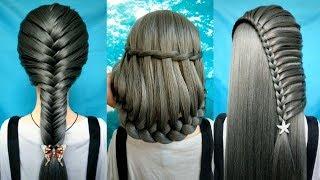 Kadın saç örgü modelleri