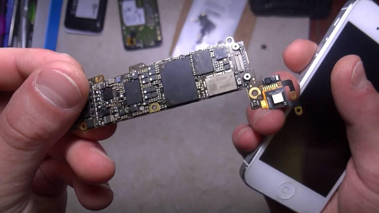 Платы Apple Iphone из Китая - YouTube