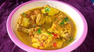 Easy Chicken Recipe: How to Boil Chicken on the Stove
