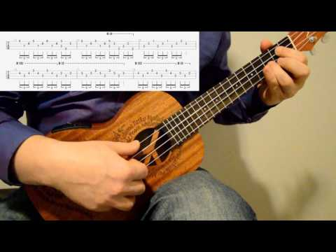 Moonlight Sonata by Beethoven + UKULELE TAB!!!
