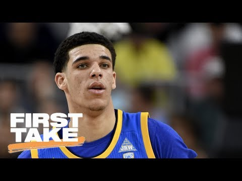 Is Lonzo Ball The Right Player For Lakers?   First Take   June 16, 2017