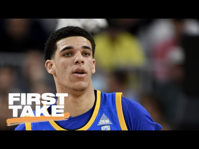 Is Lonzo Ball The Right Player For Lakers? | First Take | June 16, 2017