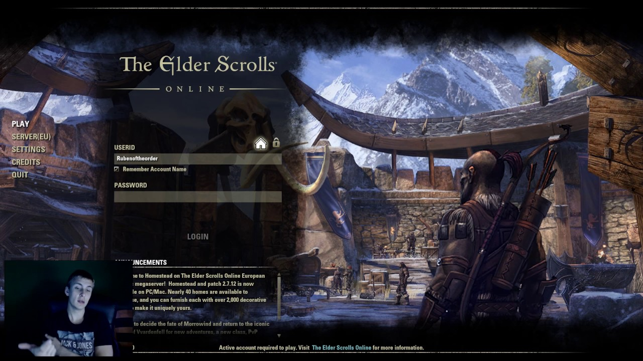 yes i got BANNED from ESO    quickly explaining why+info :)