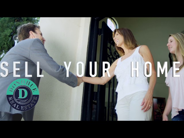 Donohue Real Estate TV Commercial - JULY AUGUST 2019