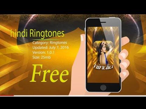 Hindi Ringtones for mobile mp3 || best Ringtones app 2018 || Bollywood Ringtones best app 2018 ||APS