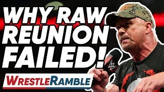 Why The Raw Reunion FAILED! WWE Raw July 22, 2019 Review | WrestleTalk's WrestleRamble