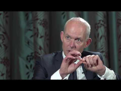 [2016 Shanghai Forum] KFAS Interview : Frans Berkhout