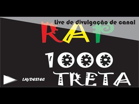 Live Ao Vivo, musicas, Rap nacional, Hip Hop, e Divulgação de canal