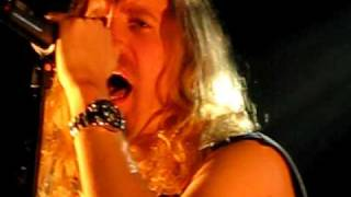 "Paradise Lost - ""As I die"" (live Paris 2009)"
