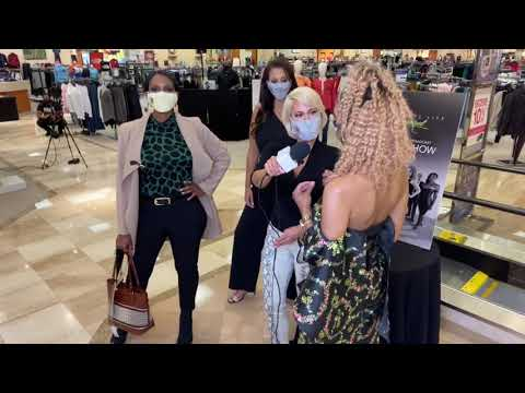 Dillard's Fashion Show in partnership w/ RVAFW, Runway2Life, MakeupbyHolly Beauty Partners & DJ Sly